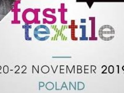 FAST TEXTILE 2019  VARŞOVA FUARI 21-23/11/2019