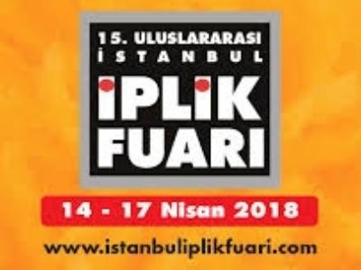 15.ULUSLARARASI İPLİK FUARI 14-17/04/2018