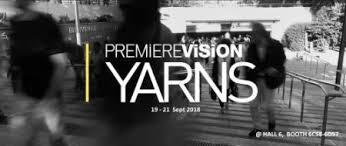 PREMIER VISION PARIS18-20/09/2018 - DUYURULAR - İlke İplik