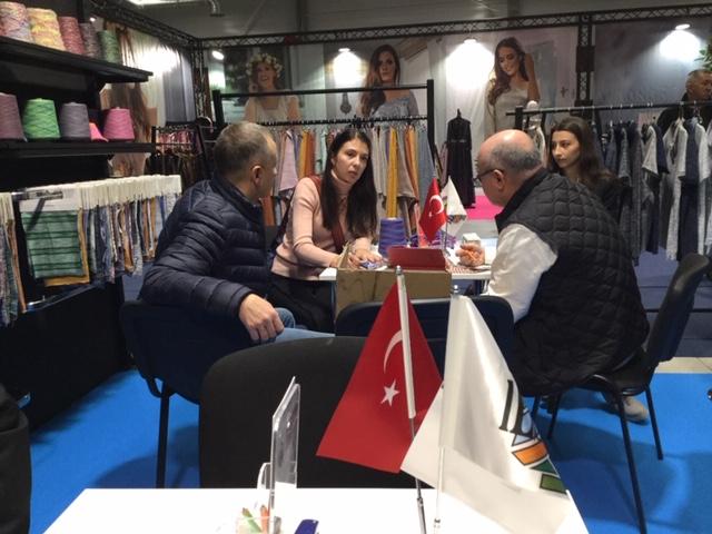 FAST TEXTILE 2019  VARŞOVA FUARI 21-23/11/2019 - DUYURULAR - İlke İplik